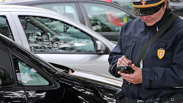Nach Unfall im Koma, doch Wien will Parkgebühren (Bild: Peter Tomschi (Symbolbild))