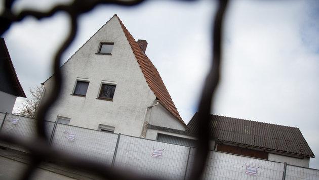 Das Horror-Haus von Höxter (Bild: APA/dpa/Friso Gentsch)