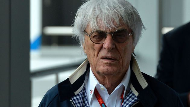 Ecclestone: Rosberg wäre schlechter Weltmeister (Bild: APA/AFP/YURI KADOBNOV)
