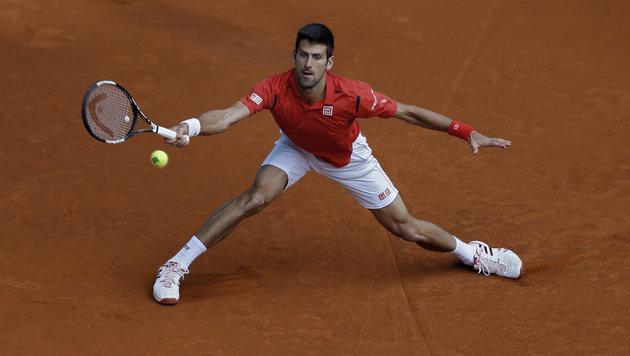 Djokovic und Nadal souverän im Viertelfinale (Bild: ASSOCIATED PRESS)