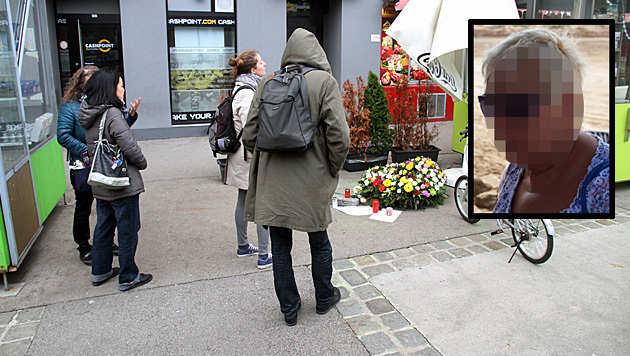 """Kollegin unter Schock: """"Stand tatenlos daneben"""" (Bild: Andi Schiel, """"Krone"""")"""