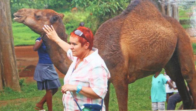 Maria E. hatte auch eine große Leidenschaft für Afrika. (Bild: zwefo)