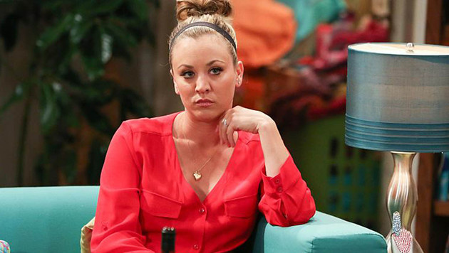 "Kaley Cuoco spielt in ""The Big Bang Theory"" die Penny. (Bild: Viennareport)"