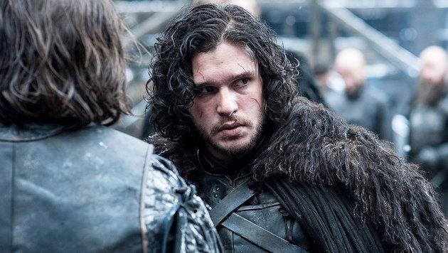 """Kit Harington als Jon Snow in """"Game of Thrones"""" (Bild: HBO)"""