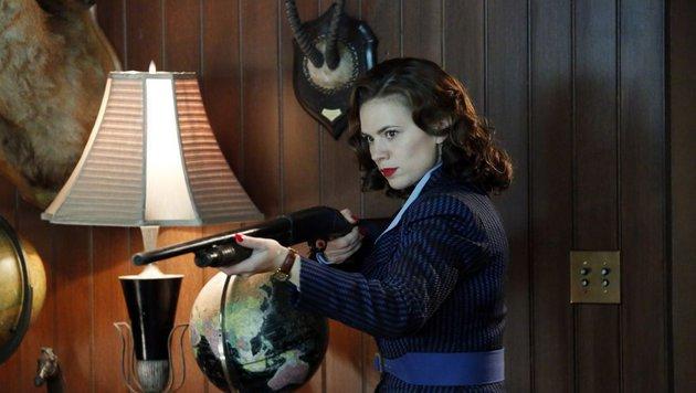 Engelchen: Die coolsten Heldinnen im TV (Bild: Marvel.com)