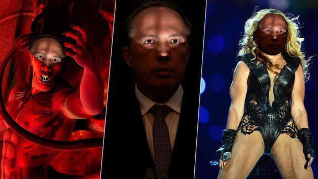 Australischer Minister blamiert sich mit Zensur (Bild: twitter.com/wolfcat, j_hutch, pandymonium01)