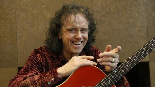 Folksänger-Legende Donovan feiert 70. Geburtstag (Bild: AFP/Francois Guillot)
