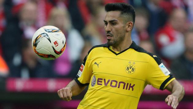 Gündogan wechselt von Dortmund zu Manchester City (Bild: GEPA)