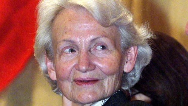 Margot Honecker (Bild: EPA)