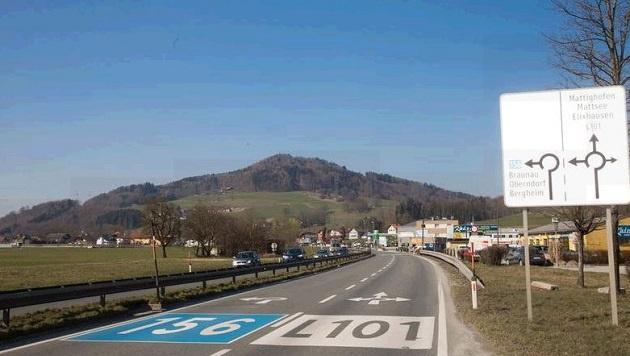 Es brodelt hinter den Kulissen: Die Bürgermeister wollen keinen 220-Mio-Tunnel durch den Gitzenberg. (Bild: Franz Neumayr/MMV)