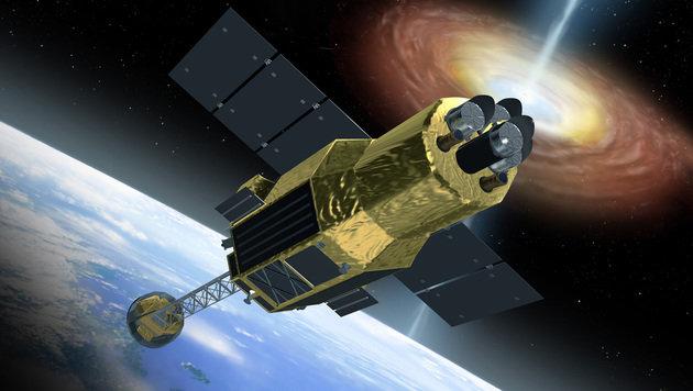 Software schrottet brandneues Weltraumteleskop (Bild: JAXA)