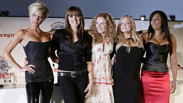 Spice Girls (Bild: LEON NEAL/AFP/picturedesk.com)
