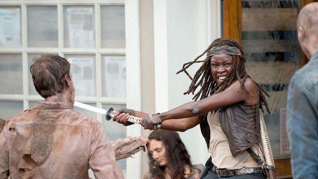 """The Walking Dead"": Wer spoilert, wird verklagt (Bild: AMC)"