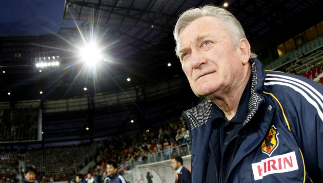 Trainerlegende Ivica Osim feiert 75. Geburtstag (Bild: GEPA)