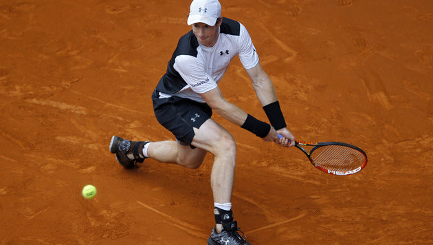 Andy Murray (Bild: Associated Press)