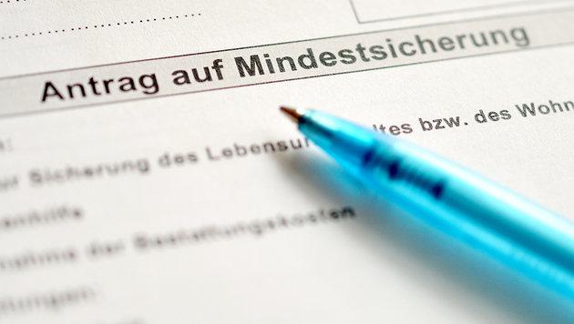 Schikane rund um Mindestsicherung für Österreicher (Bild: APA/Barbara Gindl)