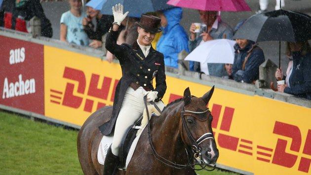 Max-Theurer erobert Rang vier in München (Bild: AFP)