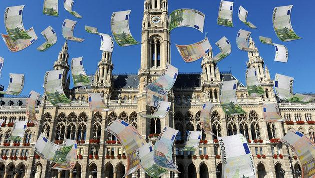 Wien gibt erstmals Einblick in die exakten Zahlen (Bild: APA/HERBERT PFARRHOFER, thinkstockphotos.de)