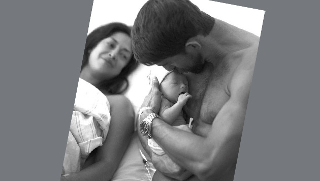 Schwimm-Superstat Michael Phelps ist zum ersten Mal Vater geworden. (Bild: facebook.com/Michael Phelps)