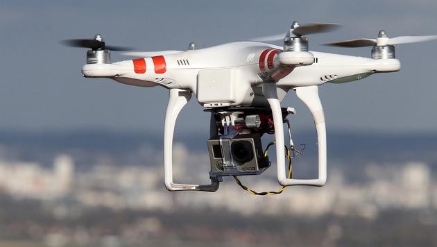 Indien will Organe per Drohne transportieren (Bild: AFP)