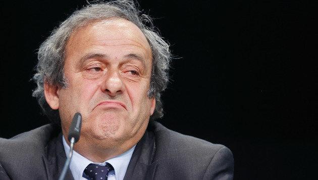 Michel Platini (Bild: Associated Press)
