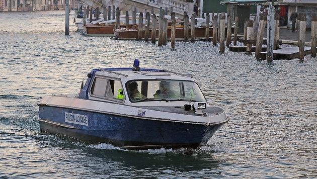 Tourist kaperte in Venedig Wassertaxi - verhaftet (Bild: thinkstockphotos.de)