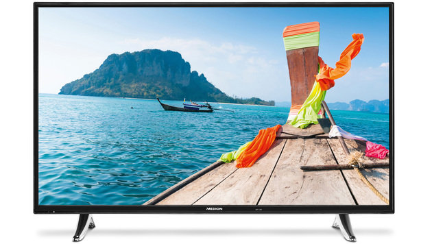 PC-Bolide und 140-Zentimeter-TV bald bei Hofer (Bild: Medion)
