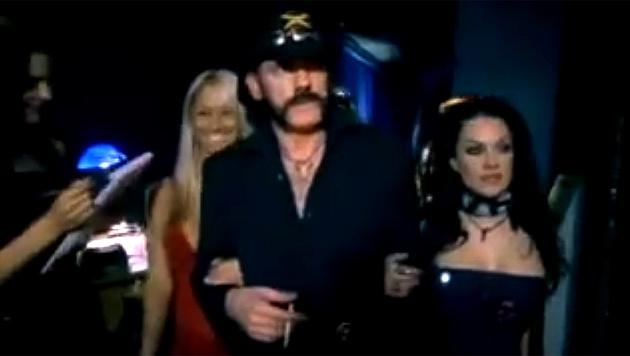 """Screenshot aus dem Video zum Motörhead-Song """"Whorehouse Blues"""" (2004) (Bild: YouTube.com)"""