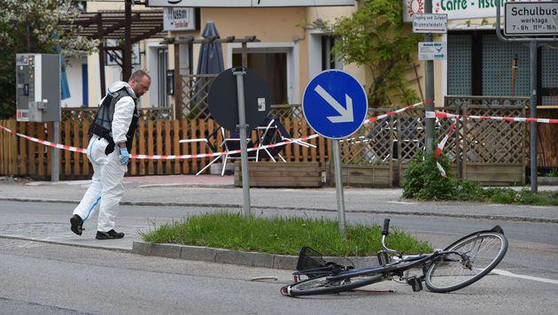 """Messerattacke: Täter schrie """"Allahu Akbar!"""" (Bild: AFP)"""