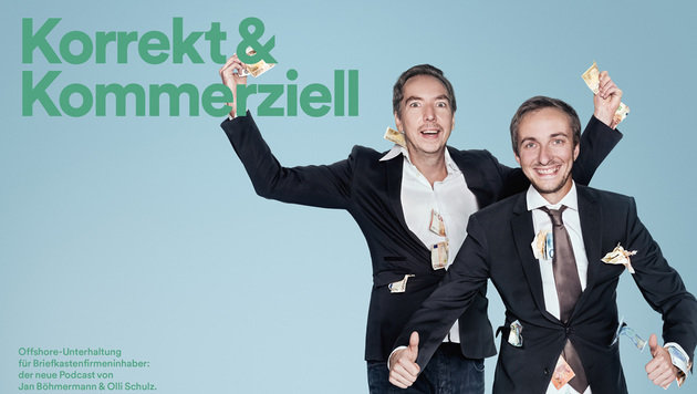 Böhmermann startet mit neuer Spotify-Sendung durch (Bild: news.spotify.de)