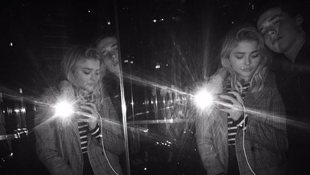 Chloe Grace Moretz liebt Brooklyn Beckham. (Bild: instagram.com/brooklynbeckham)