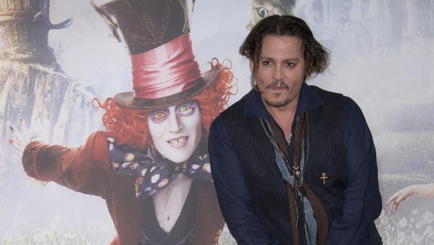Johnny Depp (Bild: ASSOCIATED PRESS)