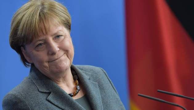 Deutsche wollen keine vierte Amtszeit von Merkel (Bild: AFP)