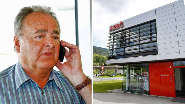 Salzburgs ARBÖ-Präsident Manfred Gruber ist über den Vorfall schockiert. (Bild: Gerhard Schiel)