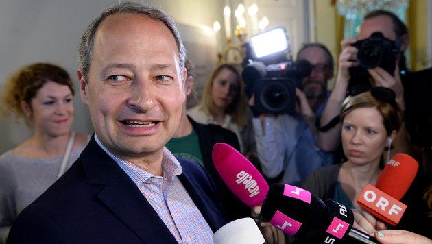 SPÖ-Klubchef Andreas Schieder (Bild: APA/ROLAND SCHLAGER)