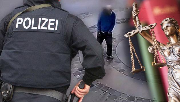 """Soko: """"Alarmsignale nicht ausreichend bewertet"""" (Bild: dpa/Ralf Roeger, Screenshot ORF, thinkstockphotos.de)"""