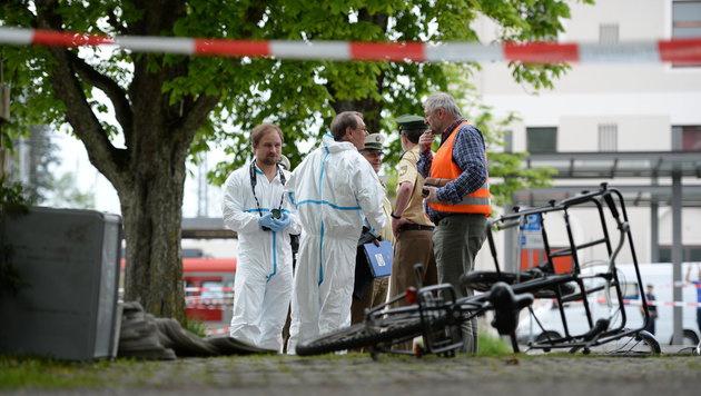 Psychiatrie statt U-Haft für Amokläufer (27) (Bild: APA/dpa/Andreas Gebert)