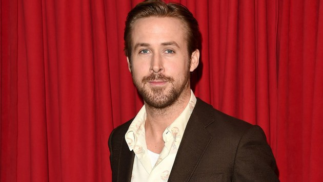 Ryan Gosling (Bild: APA/AFP/GETTY IMAGES/Jason Merritt)