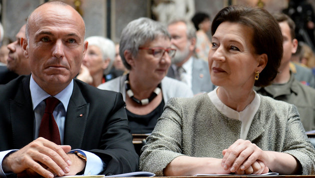 Heinisch-Hosek (re.) und Klug stehen SPÖ-intern auf der Abschlussliste. (Bild: APA/Roland Schlager)