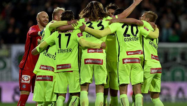 5:0 in Ried! Austria wird Saison als 3. beenden (Bild: GEPA)