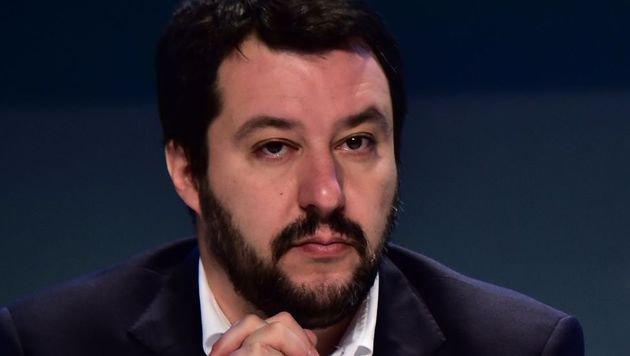 Matteo Salvini (Bild: AFP)