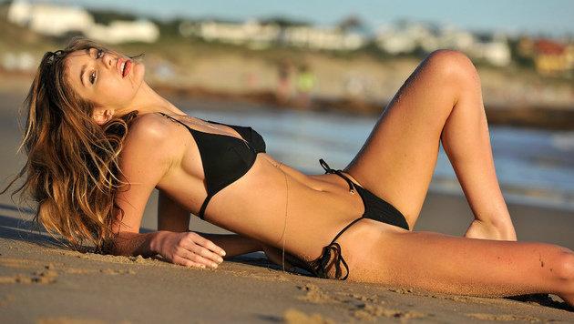 """Victoria's Secret-Model: Heißer Clip zum Knack-Po (Bild: fashionclick.cienradios.com)"""