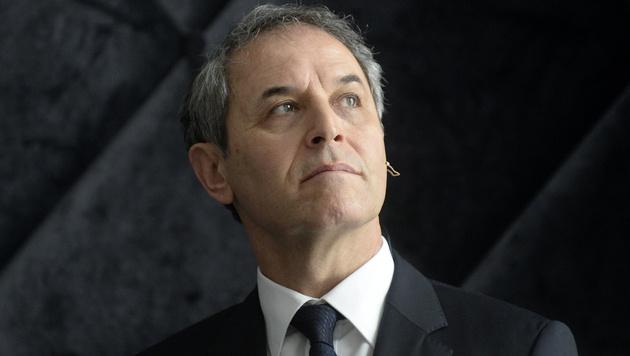 Marcel Koller lüftet das Laax-Geheimnis (Bild: APA/HANS KLAUS TECHT)