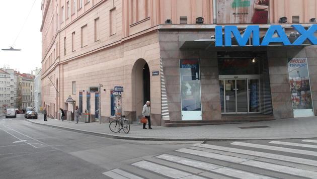 Messerattacke vor Wiener Kino: Täter geständig (Bild: Andi Schiel)