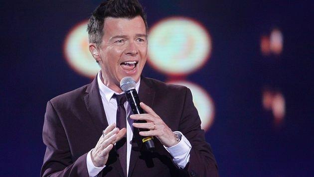 Pop-Sänger Rick Astley startet großes Comeback (Bild: AFP/Luis Collao)