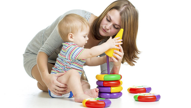 So kann Ihr Baby mit Ihnen kommunizieren (Bild: thinkstockphotos.de)