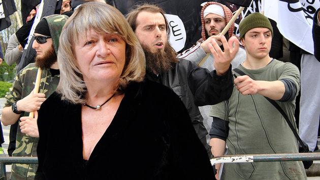 Alice Schwarzer kritisiert die deutsche Integrationspolitik. (Bild: APA/dpa)