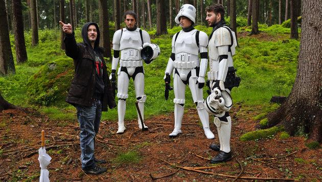 """""""Premiere für Wiener """"Star Wars""""-Film (Bild: CultOfTheSnake)"""""""