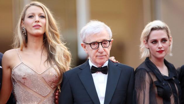 Blake Lively, Woody Allen, Kristen Stewart (Bild: AP)