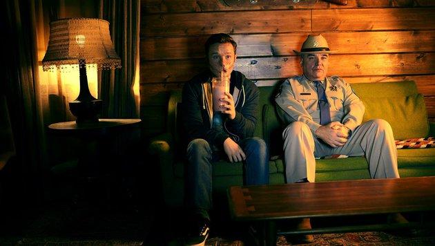 """Ian Colletti als """"Arschgesicht"""" (Bild: AMC)"""